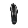 Scarpe basse in pelle bata, nero, 524-6661 - 17