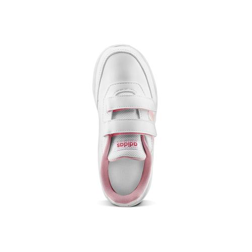 Scarpe Adidas da bambine adidas, bianco, rosa, 309-1189 - 15