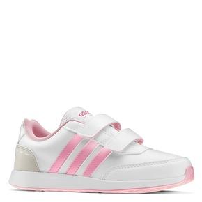 Scarpe Adidas da bambine adidas, bianco, rosa, 309-1189 - 13