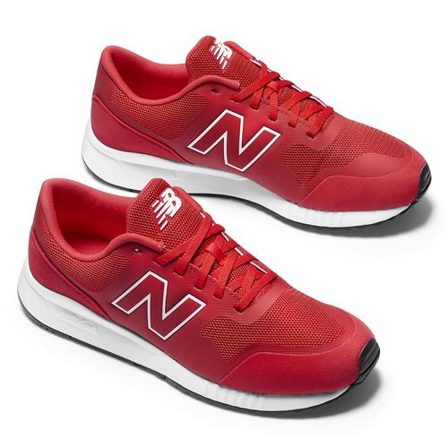 Scarpe uomo New Balance new-balance, rosso, 809-5405 - 19