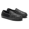 Sneakers glitter, nero, 329-6312 - 19