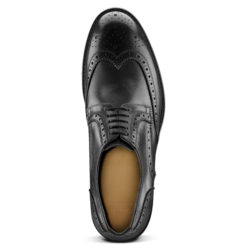 Scarpe stringate da uomo bata-the-shoemaker, nero, 824-6185 - 15