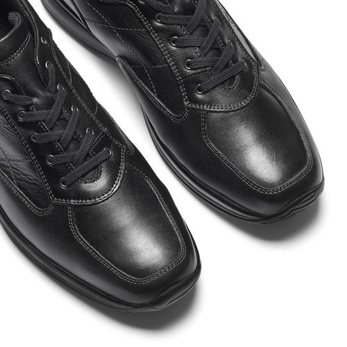 Sneakers alla caviglia da uomo bata, nero, 844-6325 - 19