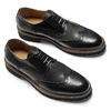 Scarpe stringate bicolore bata-the-shoemaker, nero, 824-6186 - 19