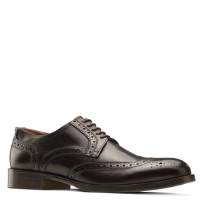 Stringate The Shoemaker uomo bata-the-shoemaker, marrone, 824-4185 - 13