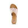 Sandali in pelle rosa bata, rosa, 564-5117 - 15