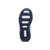 Scarpe basse con luci mini-b, blu, 211-9183 - 17