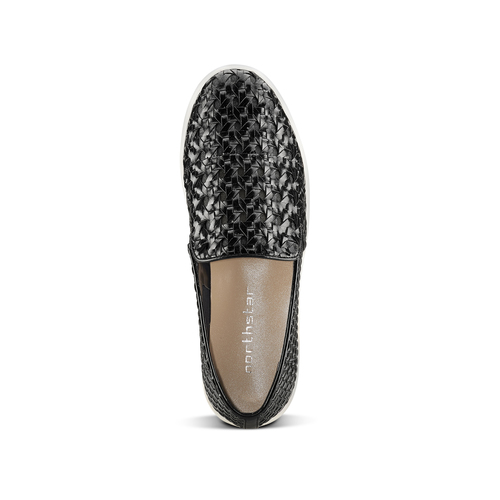 Slip-on nere north-star, nero, 541-6324 - 15