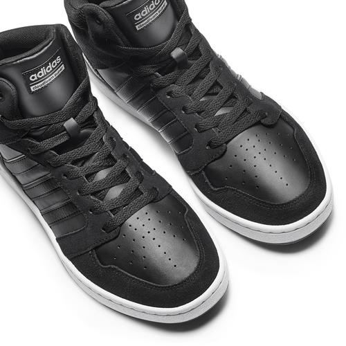 Sneakers alte Adidas da uomo adidas, nero, 801-6213 - 19