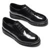 Scarpe stringate da uomo bata, nero, 824-6144 - 19