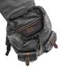 Zaino da uomo con coulisse bata, nero, 969-6154 - 16