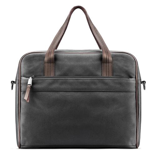 Working Bag da uomo bata, nero, 969-6131 - 26