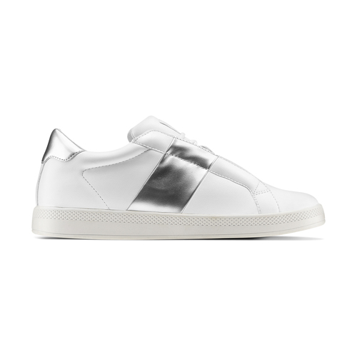 Sneakers donna Atletico bata, bianco, 541-1331 - 26