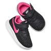 Sneakers Nike bambina nike, nero, 109-5330 - 19
