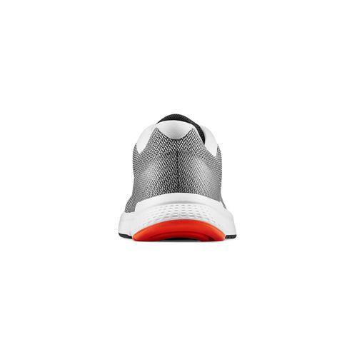 Sneakers Nike da uomo nike, grigio, 809-2523 - 16