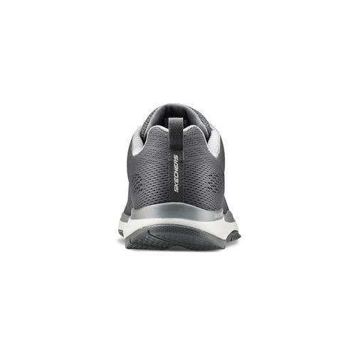 Scarpe Skechers da uomo skechers, grigio, 809-2330 - 16
