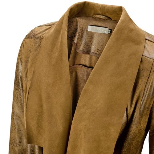 Giacca destrutturata bata, marrone, 979-3235 - 15
