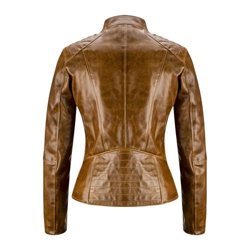 Giacca da donna Made in Italy bata, marrone, 974-3101 - 26