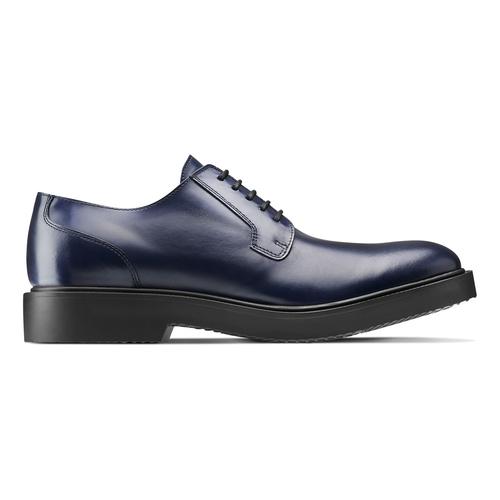 Scarpe derby Robert bata, blu, 824-9157 - 26
