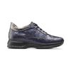 Scarpe comfort viola bata, blu, 524-9663 - 26