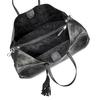 Shopper con borsello interno bata, nero, 961-2200 - 16