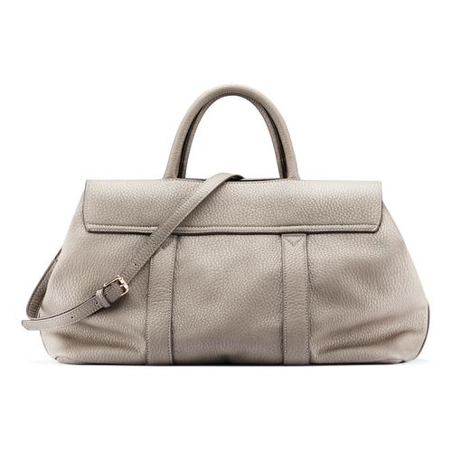 Handbag in similpelle bata, beige, 961-2203 - 26