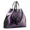 Shopper con borsello removibile bata, viola, 961-5200 - 13