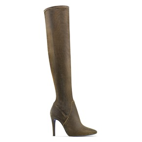 Stivali Melissa Satta Capsule Collection, oro, 799-8195 - 13