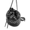 Borsa secchiello bata, nero, 961-6132 - 17