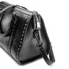 Bauletto nero da donna bata, nero, 961-6106 - 15