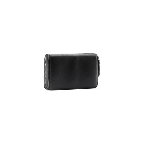 Portafoglio in pelle bata, nero, 944-6178 - 13