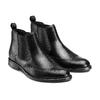 Chelsea boots da uomo bata, nero, 894-6201 - 16