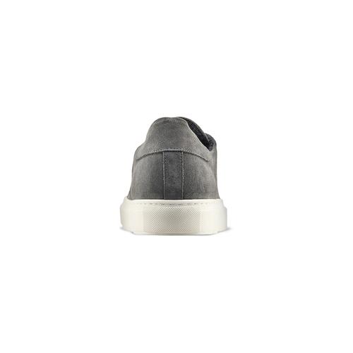 Sneakers in suede da uomo north-star, grigio, 843-2736 - 16