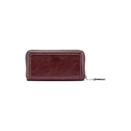 Portafoglio da donna in similpelle bata, rosso, 941-5159 - 26