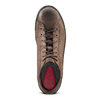 Sneakers uomo in vera pelle bata, marrone, 894-4295 - 15