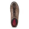Sneakers uomo in vera pelle bata, marrone, 894-4295 - 15