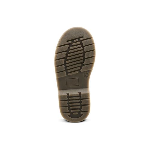 Scarpe senza lacci da bimba mini-b, nero, 221-6202 - 17
