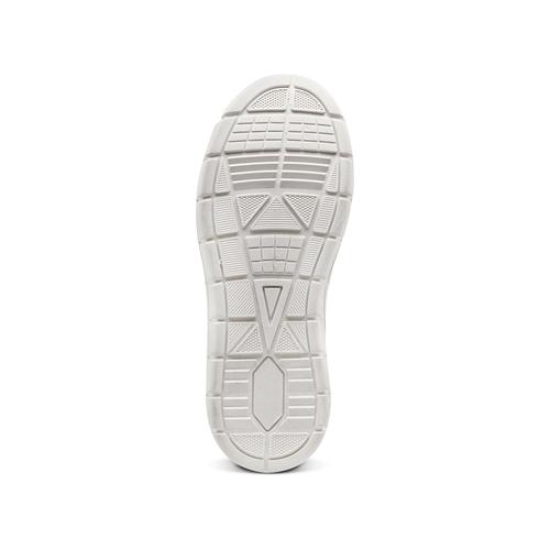 Scarponcini bimbo con zip mini-b, beige, 391-8397 - 17