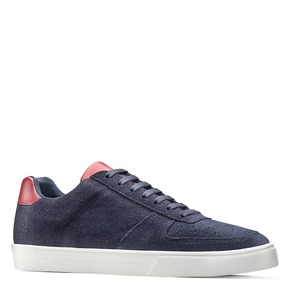 Sneakers da uomo in pelle north-star, blu, 843-9126 - 13