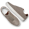 Sneakers in pelle scamosciata da uomo north-star, marrone, 843-3126 - 19