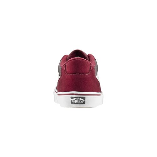 Sneakers Vans da uomo vans, rosso, 803-5104 - 16