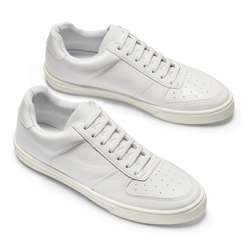 Sneakers da uomo north-star, bianco, 841-1126 - 19
