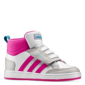 Sneakers alla caviglia Adidas adidas, bianco, 101-1292 - 13