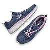 Scarpe sportive da donna bicolore skechers, viola, 509-9318 - 19
