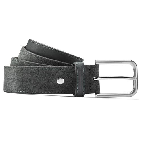 Cintura blu da uomo bata, 953-9114 - 13