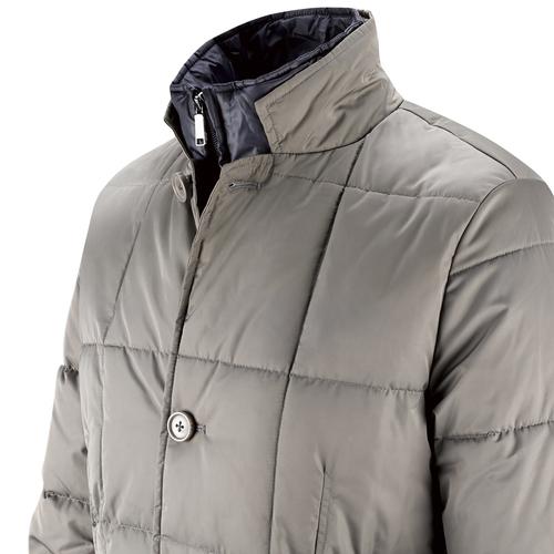 Giubbotto da uomo con giacca removibile bata, grigio, 979-2141 - 15