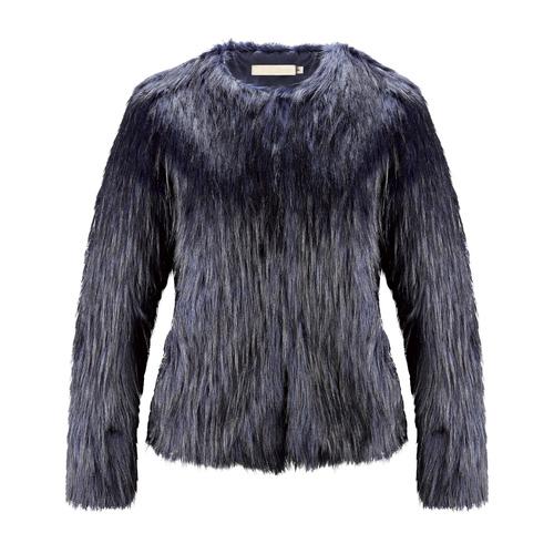 Pelliccia blu da donna bata, viola, 979-9173 - 13