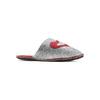 Pantofole in lana cotta bata, grigio, 579-2112 - 13