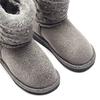 Stivaletti imbottiti da bambina mini-b, grigio, 299-2164 - 15