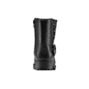 Ankle boots con borchie da bambina mini-b, nero, 391-6410 - 16